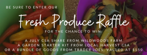 Fresh Produce Raffle